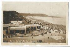 Scarborough - Corner Cafe North Bay - Postcard, #969