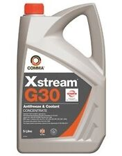 XSR5L COMMA ANTI FREEZE G30 XSTREAM CONCENTRATED Ethylene glycol based 5 LITRE