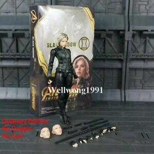 Black Widow Action Figure Toy Avengers Infinity War S.H. Figuarts China Ver New