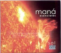 Esenciales Sol - Mana CD Sealed New !