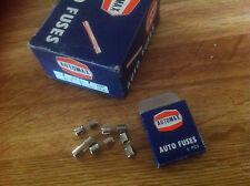FUSES GLASS x20 of 1AG 1A 240V 125V 48V 24V 12V 6v ~17x6.5~JUST 45c ea inc p&h !