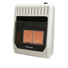 Procom Natural Gas Ventless Wall Heater MN2PHG Ceramic Plaque 20K BTU 700 Sq.Ft.