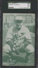 1927 Exhibits Robert O'Farrell SGC 70 EX+ 5.5 St. Louis Cardinals Highest Graded