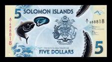 B-D-M Salomon Solomon 5 Dollars 2019 Pick New Polymer SC UNC