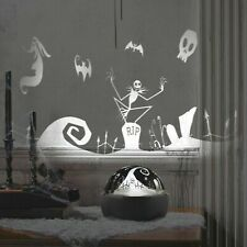 Nightmare Before Christmas Shadow Light Decoration Projector Gemmy Holidays NEW
