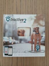 Tractive 2 GPS Dog Tracker / Excellent Condition