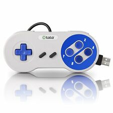 Super Nintendo SNES USB Controller GAME PAD For PC Mac Raspberry Pi Retropie