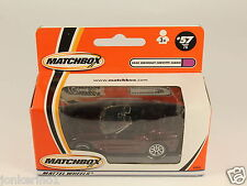 MATCHBOX #57 2000 CHEVROLET CORVETTE CABRIO MATTEL WHEELS 2000 MIB [OF3-101]