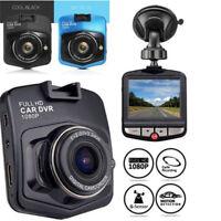 "2.4"" Full HD 1080P Car DVR Vehicle Camera Video Recorder Dash Cam G-sensor PM"