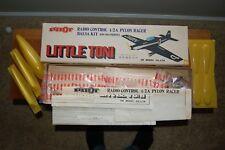 Pilot Little Toni 1/2A Pylon Racer Model Airplane Kit RC Rare NOS OK Model Co.