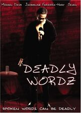 Deadly Wordz: Brand NEW Still SEALED! VERY RARE IN SEALED CONDITION. FREE SHIP!