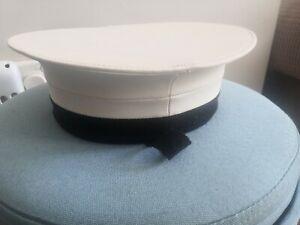 Old Royal Navy pork pie Hat