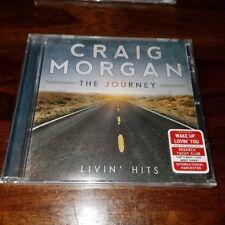 The Journey (Livin' Hits) CD Craig Morgan country redneck yacht club harvester