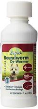 Excel Dog Roundworm De-Wormer 4 oz. (J715A)
