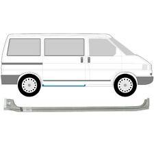 Volkswagen Transporter T4 1990-2003 Schweller Reparaturblech unter Schiebetür