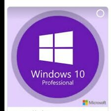 WINDOWS  10 PRO 32/64 Bit ,🔑 Multilanguage Original License 🔑Key✔️
