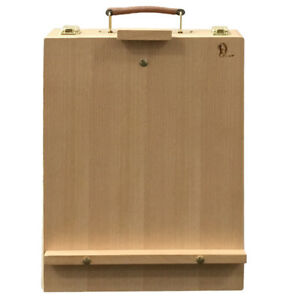 Travel Box Easel by Van Gogh's Ear Woodshed