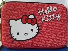 Hello Kitty Laptop/note book sleeve 7 1/2 by 11 in
