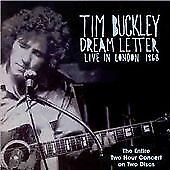 Tim Buckley - Dream Letter: Live In London 1968 - fatbox jewel case not included