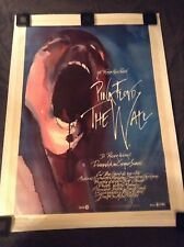 The Wall - Pink Floyd - Original Movie Poster - Linen - '82