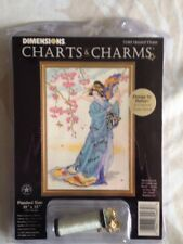 Dimensions Charts & Charms Oriental Charms 72465 Haruyo