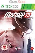 MOTOGP 15 - XBOX 360 BRAND NEW FREE DELIVERY