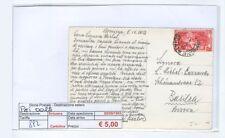 STORIA POSTALE - REPUBBLICA ISOLATI - PEI0022 - CARTOLINA SVIZZERA - 5.00€