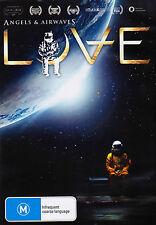 Love-DVD-Angels and Airwaves (2011) Gunner Wright-William Eubank-Shock- KAL2513