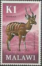 Timbre Animaux Malawi 157 ** (30138)