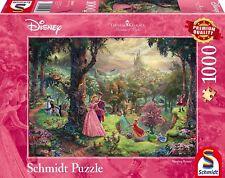 Schmidt-spiele 59474 Puzzle Thomas Kinkade - Disney Dornröschen
