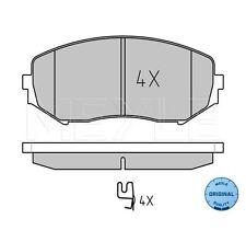 MEYLE Brake Pad Set, disc brake MEYLE-Original Quality 025 243 4617/W