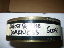 THE GHOST AND THE DARKNESS, used orig 35mm trailer [Michael Douglas, Val Kilmer]