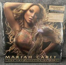 Mariah Carey - The Emancipation of Mimi - Clear Vinyl LP Ltd Ed SOLD OUT