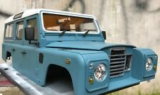 ** Custom Painted ** Land Rover Series 3 109  1/10 Scale Hard Plastic Body NIB
