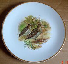 Epiag D F Czech Wood Cock Game Bird Collectors Plate