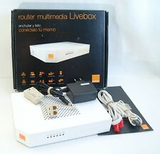 MÓDEM de ORANGE LIVEBOX 2.1  ASTORIA NET router live box  ARV7519RW22  adsl  dsl