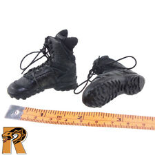 SDU Assault Leader - Boots (for Feet) - 1/6 Scale - Soldier Story Action Figures