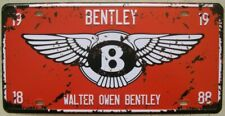 SUPER CAR B01 METAL TIN SIGN NUMBER PLATE, vintage shabby chic gift, UK