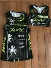 Zoot Women's Ultra team Tri top and bra