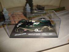 Ixo - Bentley EXP8 - 24 Heures du Mans 2001 - FF5