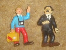 Tintin Plastic Figures - 1975 Bully PIB - individual purchase