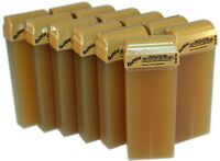 12 ROLL-ON (CARTOUCHE) 100ML CIRE TIÈDE MIEL POUR EPILATION (NON MADE IN CHINA)