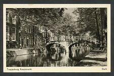 Delft  Trapjesbrug Koornmarkt