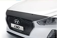 Genuine Hyundai PD i30 tinted smoked bonnet protector (2017 - 2018)