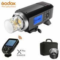 Godox AD400Pro 400Ws TTL HSS Flash Li-on Battery + Trigger Xpro-C/N/S/F/O Kit