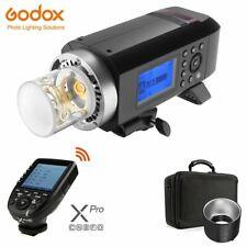Godox AD400Pro 400Ws TTL HSS Flash Li-on Battery + Trigger Xpro-C/N/S/F/O Kit