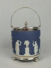1865 Wedgwood Biscuit Barrel