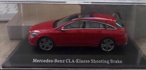 Kyosho Mercedes Benz CLA Shooting Brake 1/43