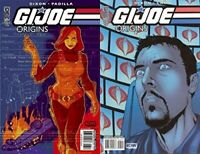 G.I. Joe: Origins #6-7 (2009-2010) Limited Series IDW Comics - 2 Comics