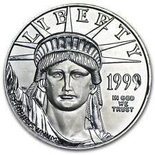 1//2 oz Platinum American Eagle BU SKU #53 Random Year